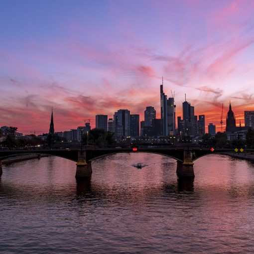 Frankfurt-Main-Skyline