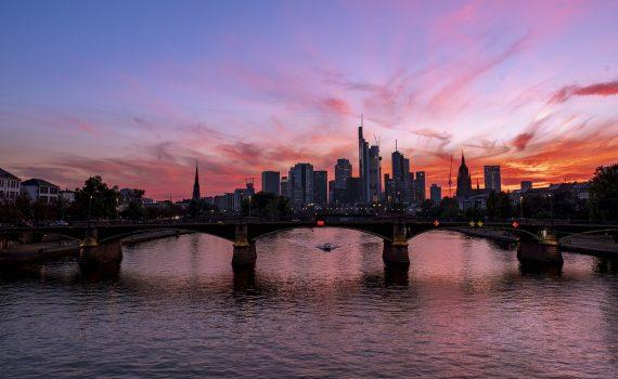Frankfurt-Main-Skyline