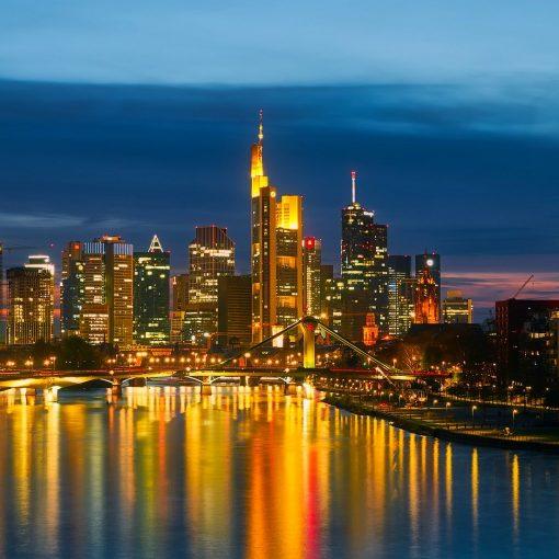Frankfurt-Skyline-Night