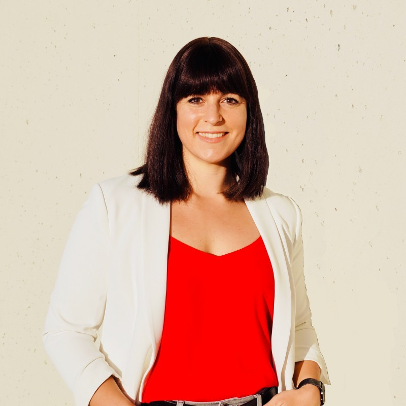 The author: Sonja Becker is Sales & Business Development Manager at Zortify,